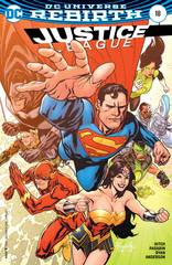 Justice League #18 (Variant Edition)