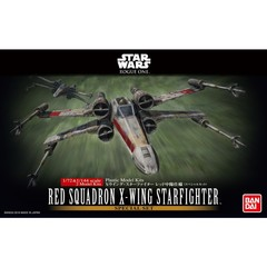 Star Wars: Rogue One - Red Squadron X-Wing Starfighter (1/72 scale)