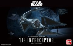 Star Wars: Rogue One - Tie Interceptor (1/72 scale)