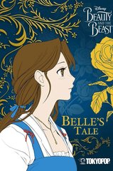 Disney Manga Beauty & Beast Graphic Novel Vol 01 Beauty