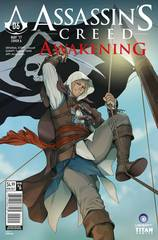 Assassin's Creed: Awakening #6 (Of 6) (Cover A - Doubleleaf) (Mature Readers)