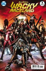 Wacky Raceland (Complete 6-issue MiniSeries)