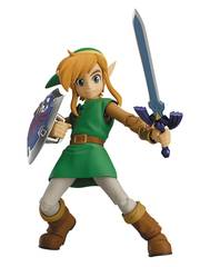 Nintendo - Legend of Zelda: Link Between Worlds Link Action Figure