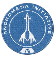 Mass Effect Andromeda - Tempest Embroidered Patch