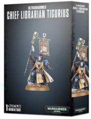 Ultramarines - Chief Librarian Tigurius (48-100)