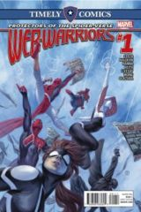 Timely Comics: Web-Warriors #1