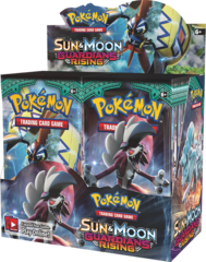 Sun & Moon: Guardians Rising Booster Box