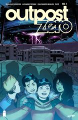 Outpost Zero (Complete 6-Issue Mini Series)