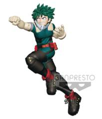 My Hero Academia - Enter the Hero Izuku Midoriya Figure