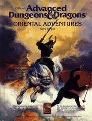 1st Edition (Advanced D&D) - Oriental Adventures (Good)