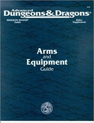 2nd Edition - Arms and Equipment Guide (Very Good)
