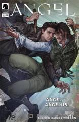 Angel: Season 11 #6 (Main Cover)