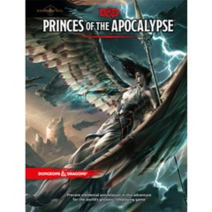 5th Edition - Princes of the Apocalypse