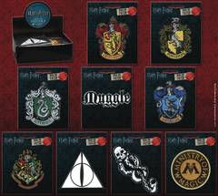 Harry Potter - Iron-On Patches (Deathly Hallows)