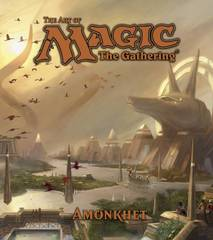 Art Of Magic The Gathering Hardcover Amonkhet