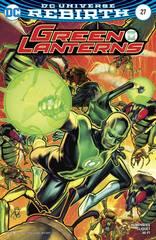 Green Lanterns #27 (Variant Edition)