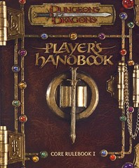 3rd Edition - Player's Handbook (Good)