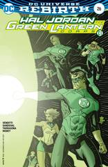 Hal Jordan And The Green Lantern Corps #26 (Variant Edition)