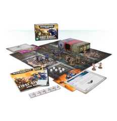 Warhammer 40,000: First Strike Warhammer 40,000 Starter Set (40-04-60) Kill Team Ready!