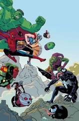 Marvel Tsum Tsum (Complete 4-Issue Mini Series)