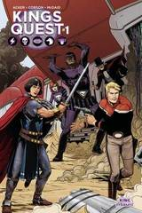 Kings Quest (Complete 5-Issue Mini Series)