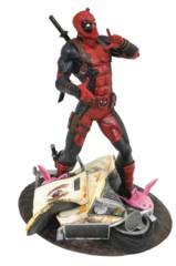 Marvel Gallery Taco Truck Deadpool Figure PVC