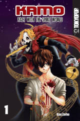 Kamo Manga Graphic Novel Vol 01 Pact with the Spirit World