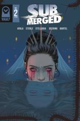 Submerged #2 (Of 4) (Mature Readers) (Cover A - Bartel)