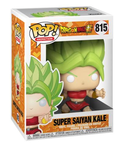 Dragon Ball Super - Super Saiyan Kale #815