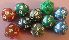 Assorted Dice - Spindown D20