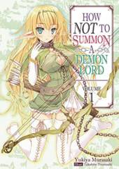 How Not to Summon a Demon Lord Graphic Novel Vol 01 (Mature Readers)