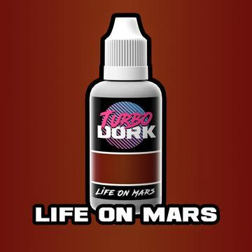 Turbo Dork - Life on Mars 20ml bottle