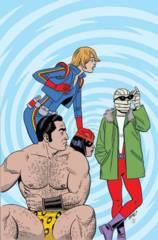 Doom Patrol #1 (Hernandez Variant) (Mature Readers)