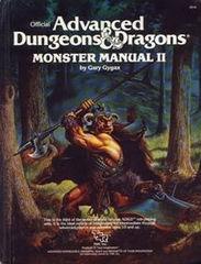 1st Edition (Advanced D&D) - Monster Manual II (Good)