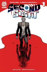 Second Sight #1 (Mature Readers) (Complete 6-Issue Mini-Series)