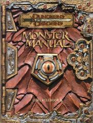 3rd Edition - Monster Manual (Good)