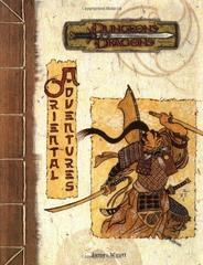 3rd Edition - Oriental Adventures (Very Good)