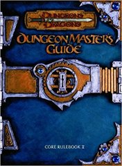 3rd Edition - Dungeon Master's Guide (Good)