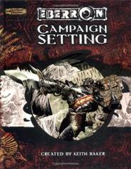3.5 Edition - Eberron Campaign Setting (Good)