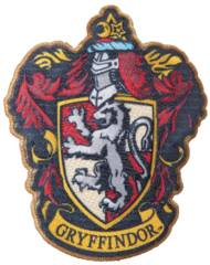 Harry Potter - Iron-On Patches (Gryffindor)
