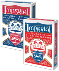Imperial Playing Cards - Red