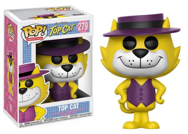 Animation Series - #279 - Top Cat (Hanna Barbera)
