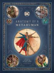 DC Comics Anatomy of a Metahuman Hardcover