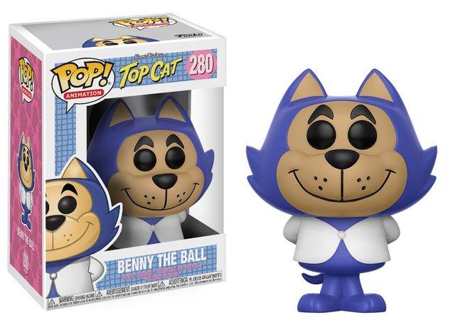 Animation Series - #280 - Benny The Ball (Hanna Barbera)