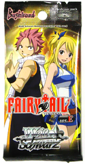 Weiss Schwarz: Fairy Tail Booster Pack