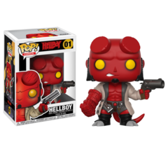 Hellboy - Hellboy With Jacket #01