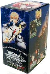 Weiss Schwarz: Fate/Zero Booster Box