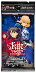 Weiss Schwarz: Fate/stay night [Unlimited Blade Works] Booster Pack