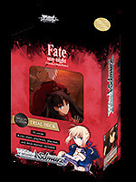 Weiss Schwarz: Fate/stay night [Unlimited Blade Works] Trial Deck