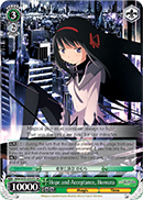 Hope and Acceptance, Homura - MM/W35-E107S - SR
